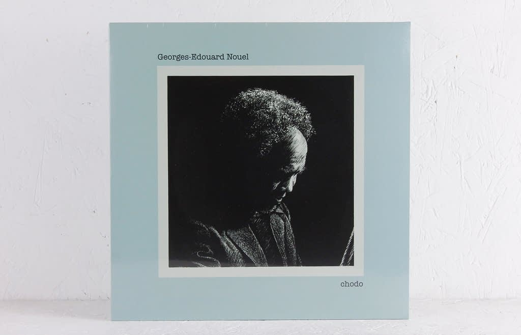 """Шедевр афро-кубанского фри-джаза Georges-Edouard Nouel """"Chodo"""" был впервые переиздан"""