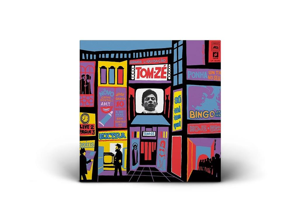 Танцы в комендантский час: история движения Тропикалия в 5 альбомах 6