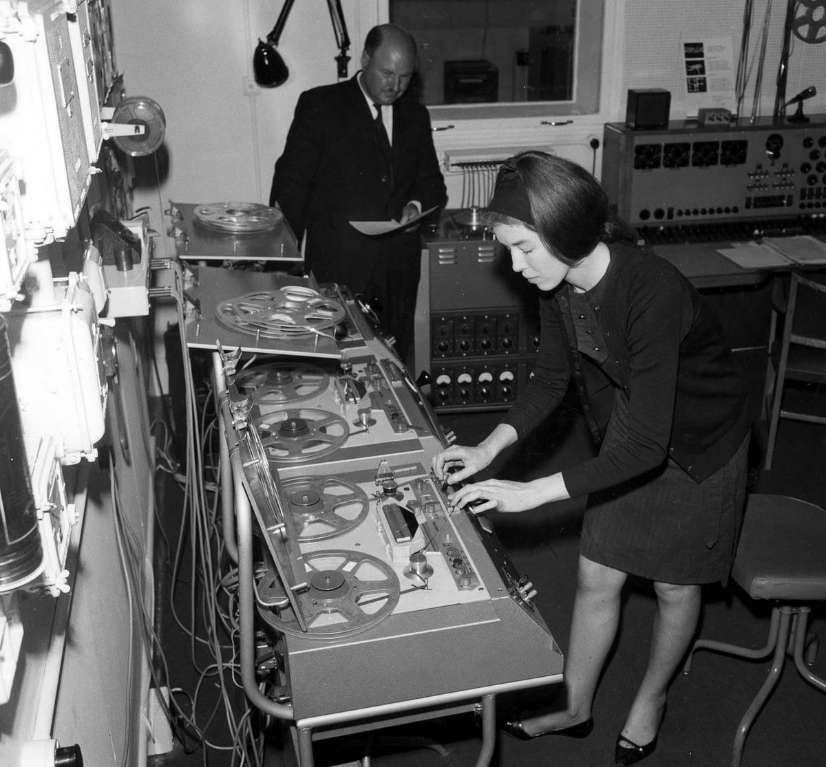 Архивные записи пионера электронной музыки Делии Дербишир станут доступны онлайн 1