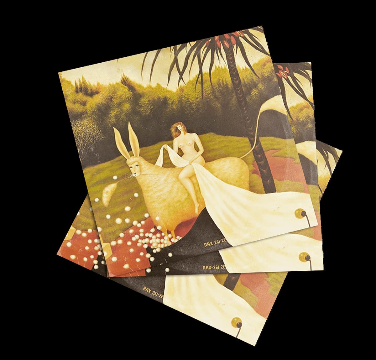 Потерянная эмбиент классика Midori Takada «Through The Looking Glass» получит долгожданное виниловое переиздание 1