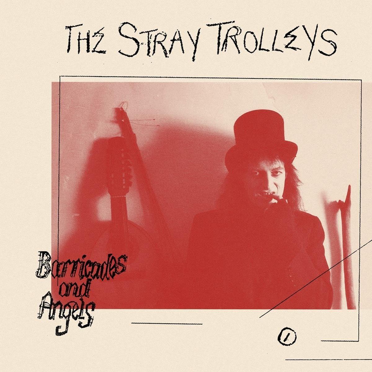 Captured Tracks переиздали единственный альбом британских глэм-рок аутсайдеров The Stray Trolleys «Barricades and Angels» 1