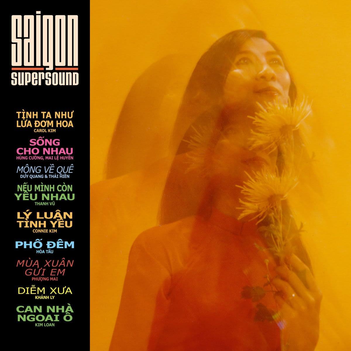 """Сборник """"Saigon Supersound"""" расширит границы представления о вьетнамской музыке 20 века"""