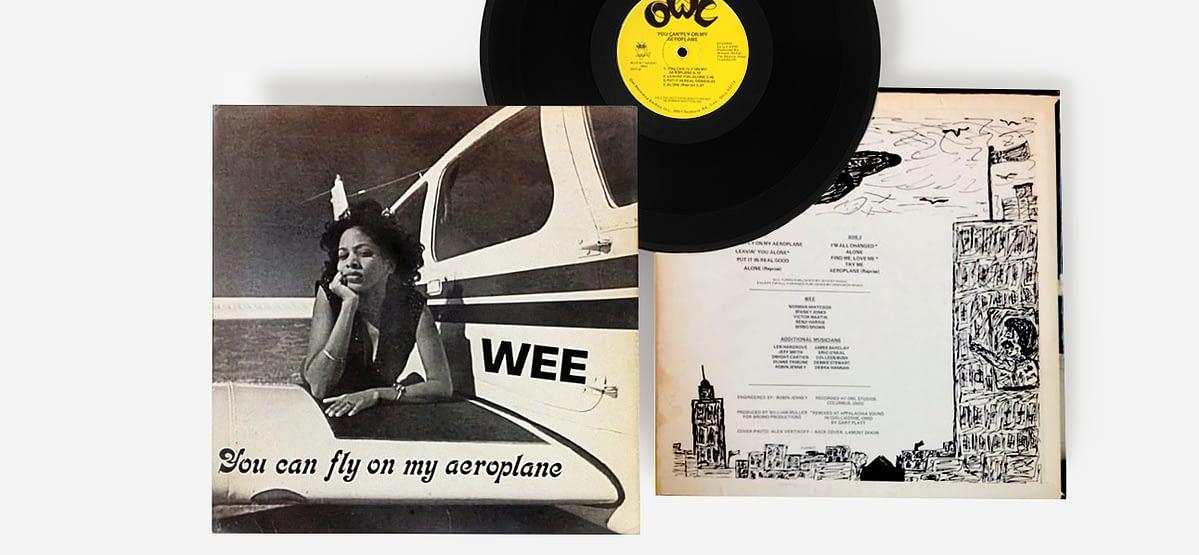 Крейтдиггинг: Wee – You Can Fly On My Aeroplane (1977) 1