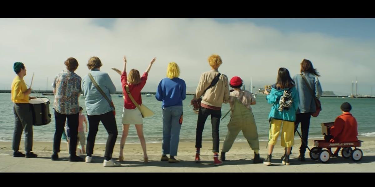Jay Som представила клип на The Bus Song срежиссированный Japanese Breakfast