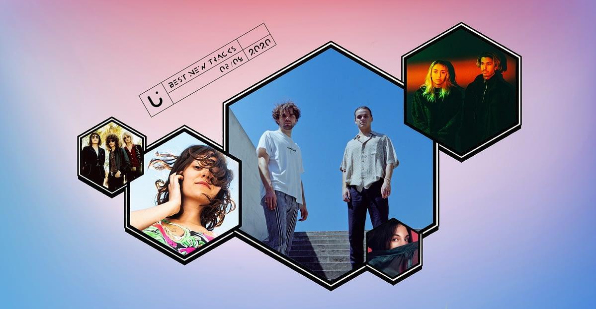 10 свежих треков, которые стоит послушать прямо сейчас (08.09) 1