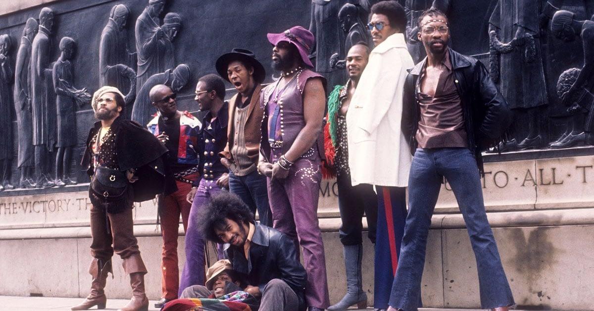 Детройтские продюсеры переосмыслят творчество фанк-легенд Funkadelic в трех виниловой компиляции