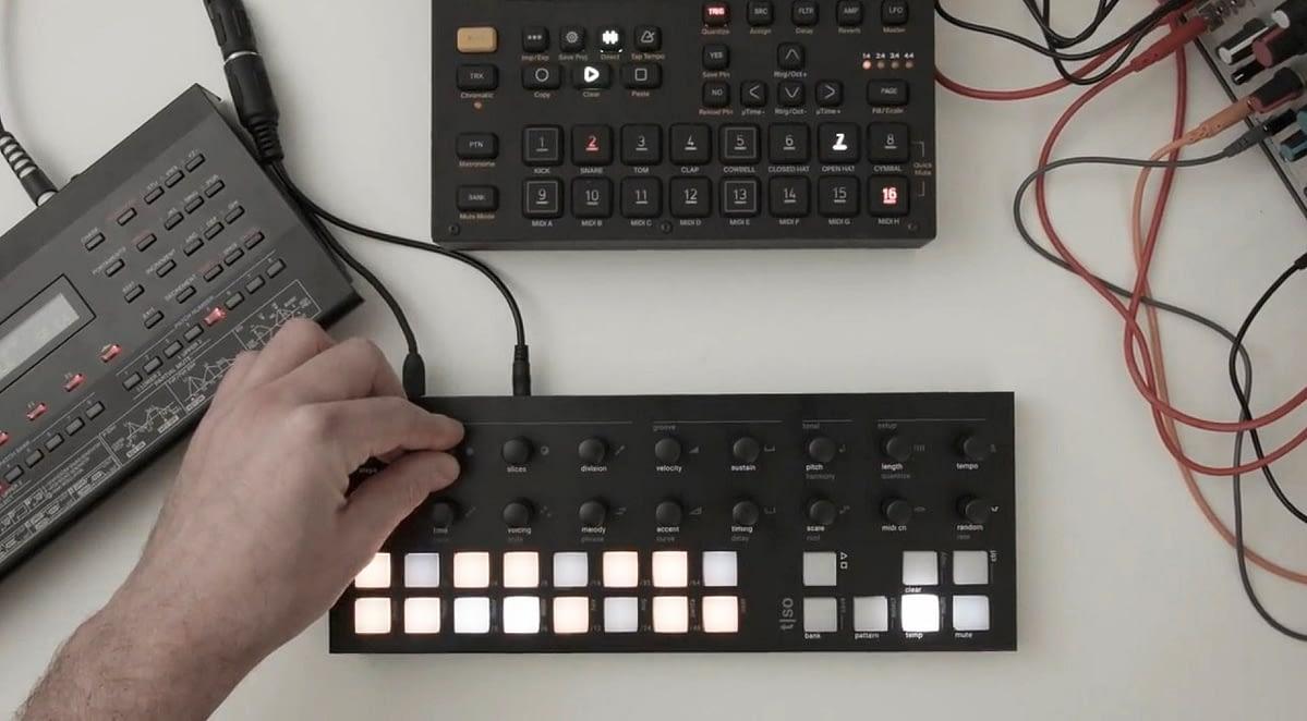 На Kickstarter появился миди-секвенсор, использующий алгоритм Евклида 1