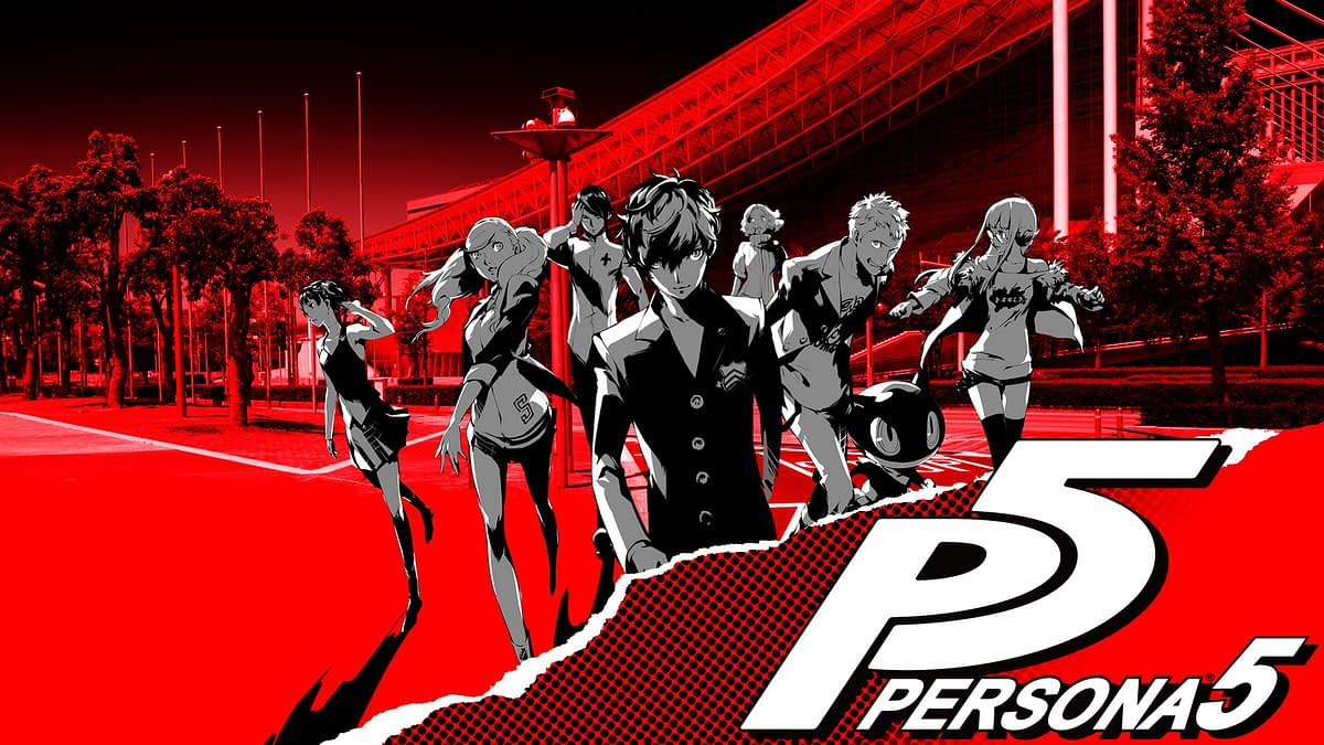 "iam8bit выпустят саундтрек к ""Persona 5"" на виниле 1"