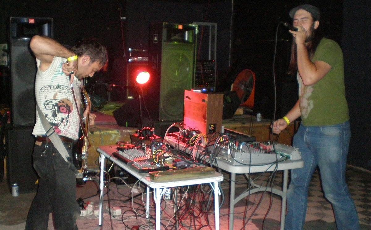 Yellow Swans начали выкладывать на Bandcamp свой архивный материал 1