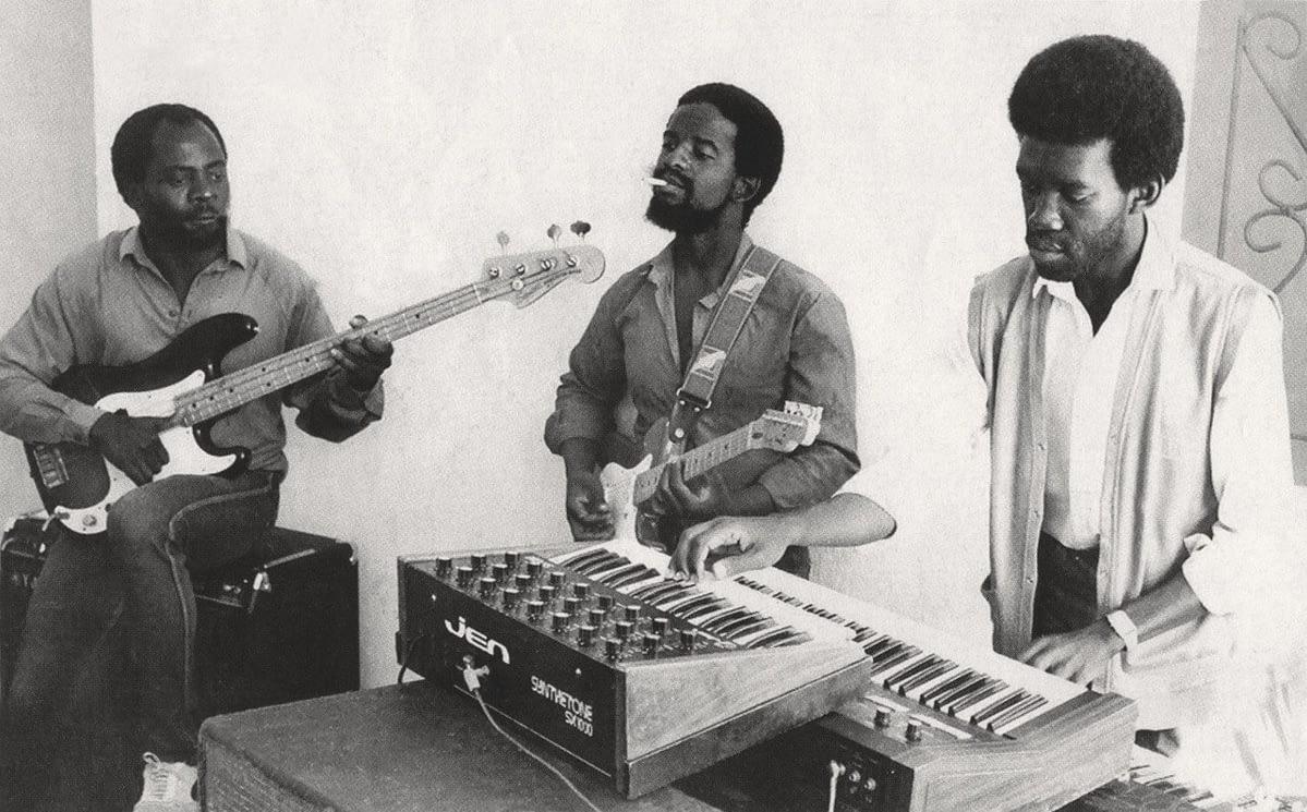 Новая документалка расскажет о ветеранах замбийской рок-сцены WITCH 1