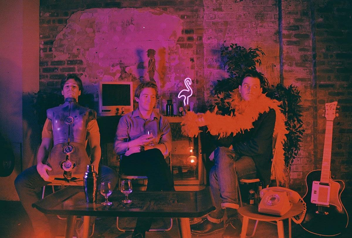 Eyesore & The Jinx выпустили EP «The Exile Parlour» 1