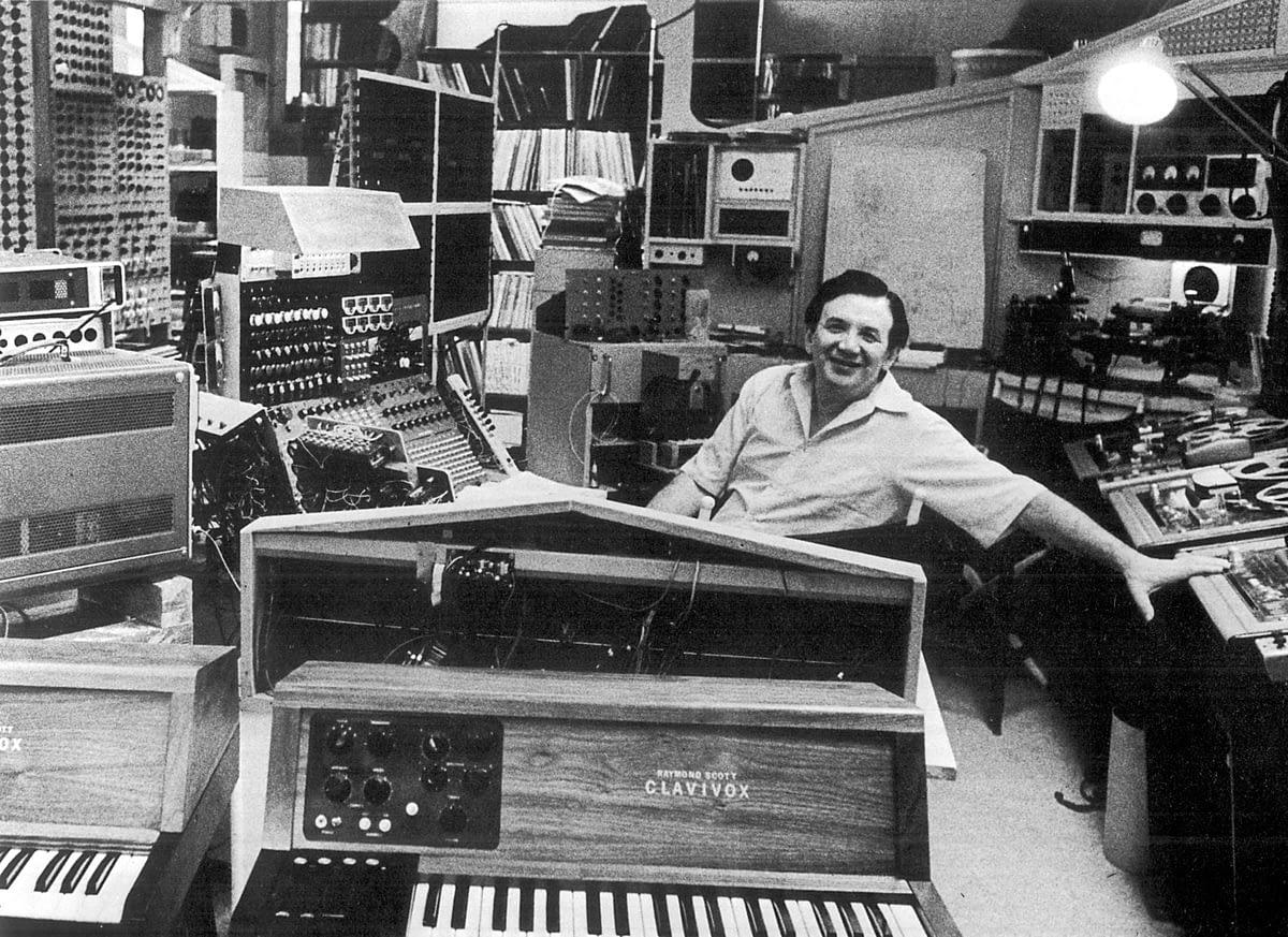 Неизданные работы пионера электронной музыки Рэймонда Скотта выйдут в составе трехдискового сборника 1