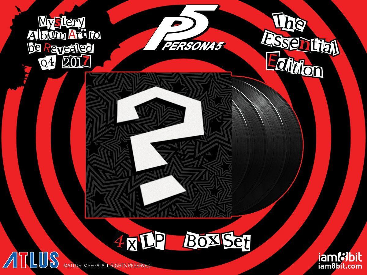 iam8bit выпустят саундтрек к «Persona 5» на виниле