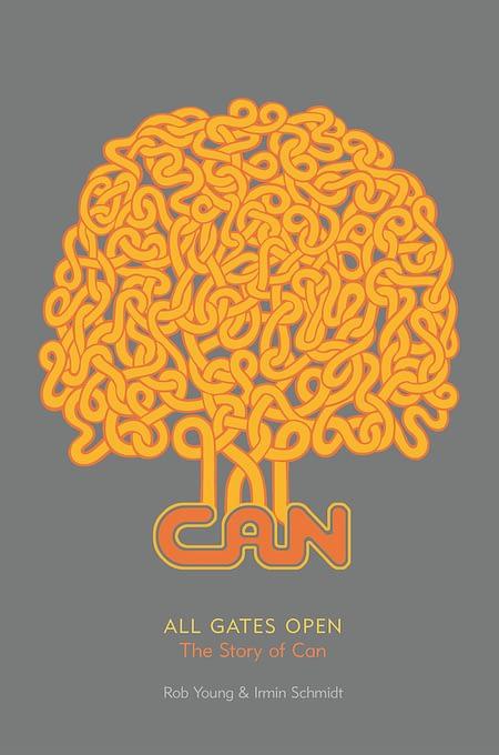 Новая книга раскроет биографию пионеров авангардного краутрока Can
