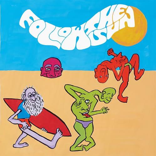 """Anthology Recordings осветит белые пятна истории австралийской психоделики 70-ых в компиляции """"Follow The Sun"""" 2"""