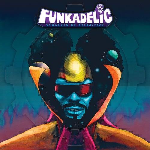 Детройтские продюсеры переосмыслят творчество фанк-легенд Funkadelic в трех виниловой компиляции 1
