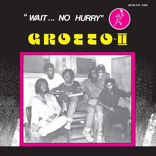 """Второй лонгплей афробит новаторов Grotto """"Wait... No Hurry"""" получил первое за годы переиздание 1"""