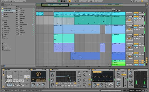 Анонсирован Ableton Live 10 2