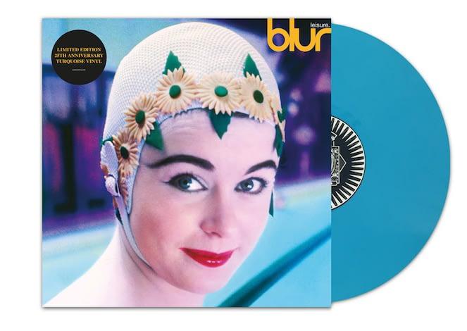 Дебютная пластинка BLUR получит переиздание в честь 25 летнего юбилея