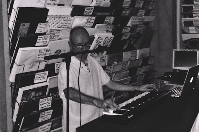 Music From Memory издаст новую пластинку с архивными работами Майкла Тертла