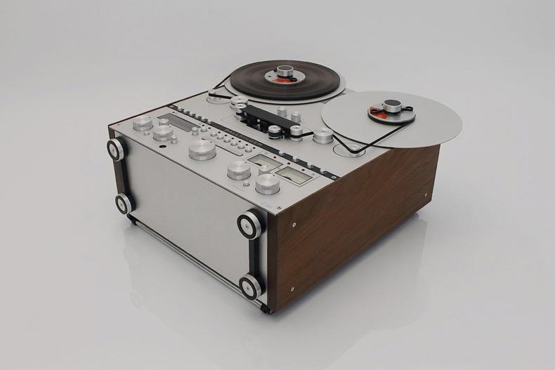 Ballfinger представили новый инновационный катушечный магнитофон и проигрыватель для пластинок 1