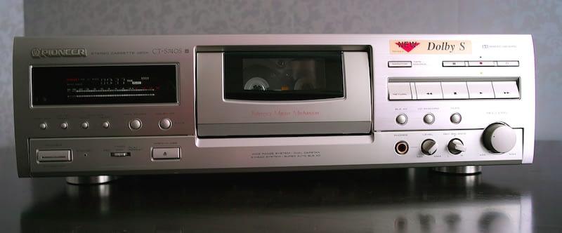 Pioneer CT-S740S Купить