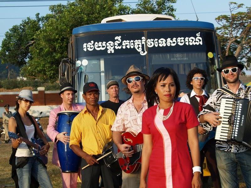 В Лаосе всегда солнечно: калейдоскоп звучания Юго-Восточной Азии