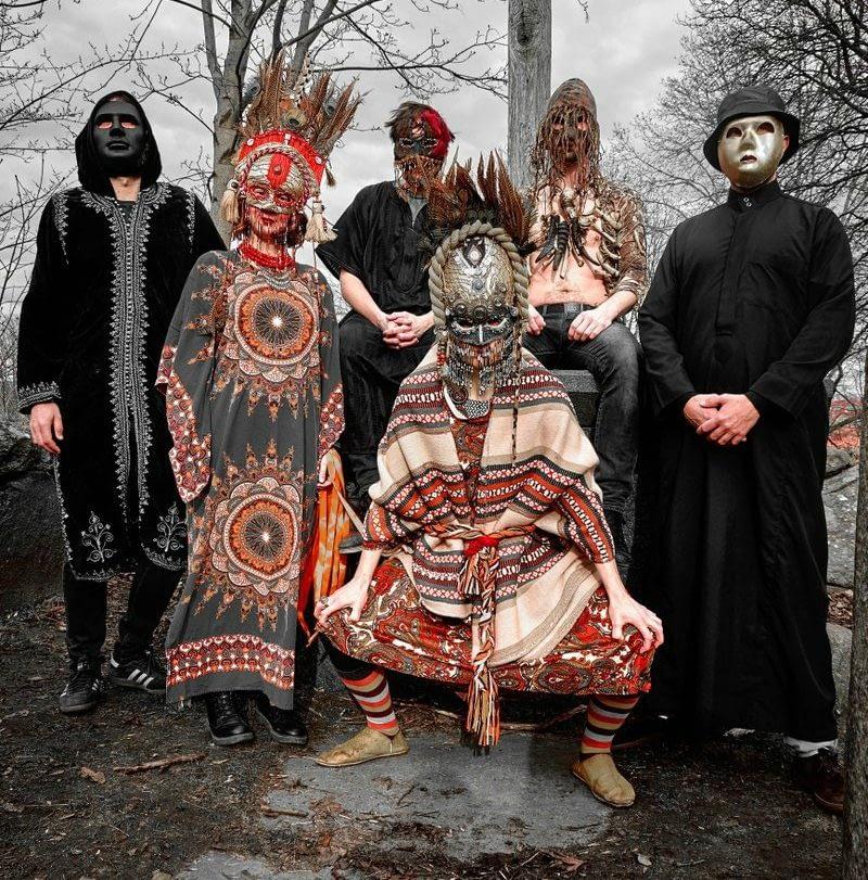 Новый трек от мастеров психодела Goat – Alarms