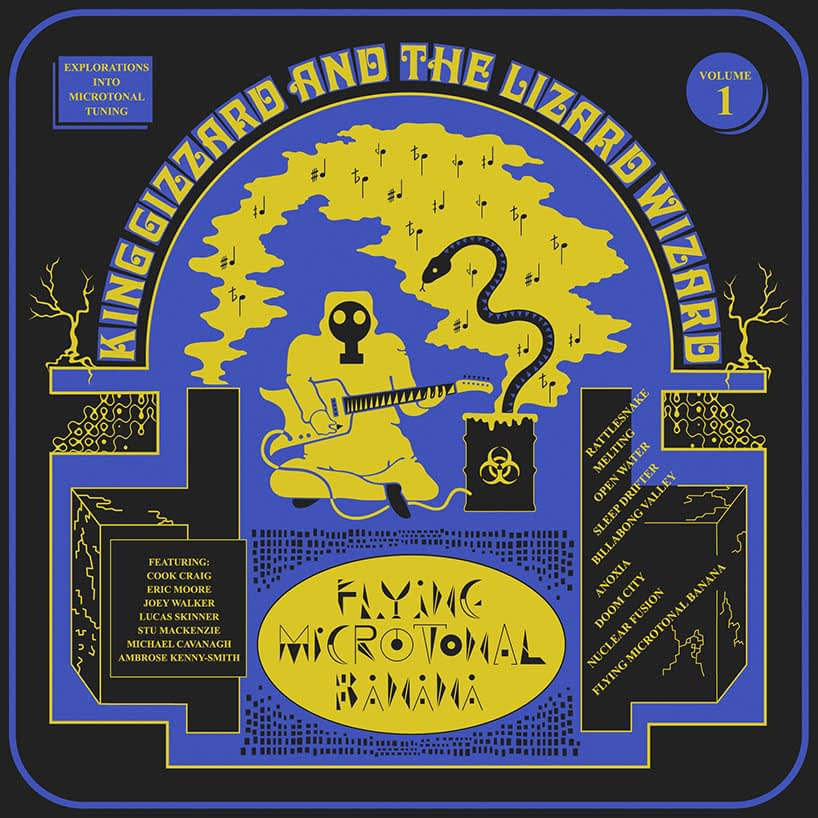 King Gizzard And The Lizard Wizard – Rattlesnake