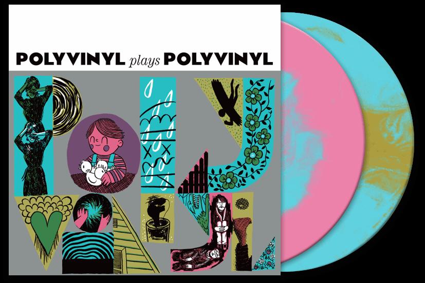 Polyvinyl проведет ретроспективу своей истории в юбилейном сборнике