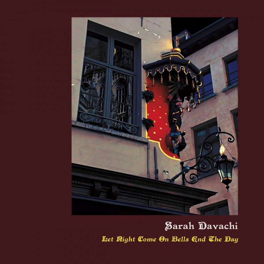 let night come on bells end the day sarah davachi