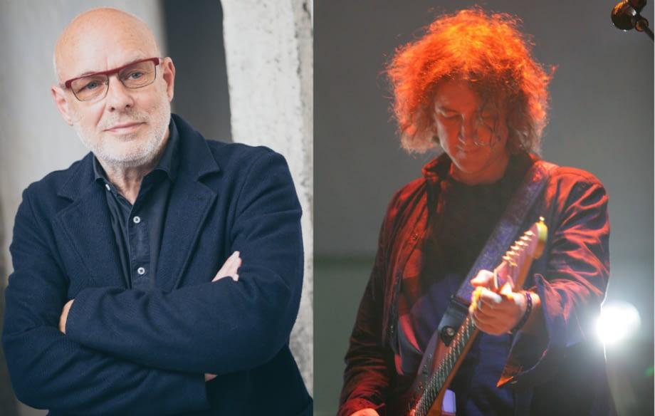 "Брайан Ино и Кевин Шилдс из My Bloody Valentine представили совместный трек ""Only Once Away My Son"""