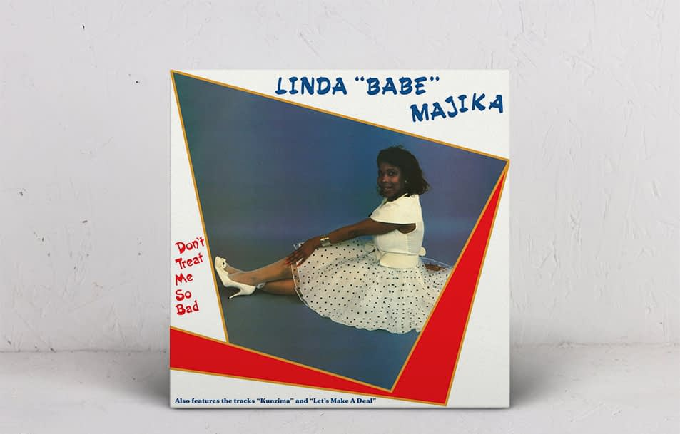Be With Records впервые переиздадут редкий лонгплей Линды Маджики «Don't Treat Me So Bad» 1