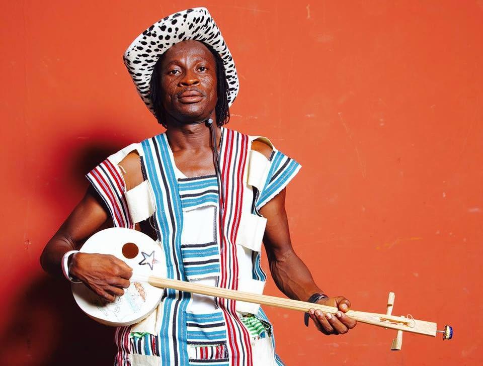 Ритмы народов фрафра в дебютной пластинке ганского певца Guy One